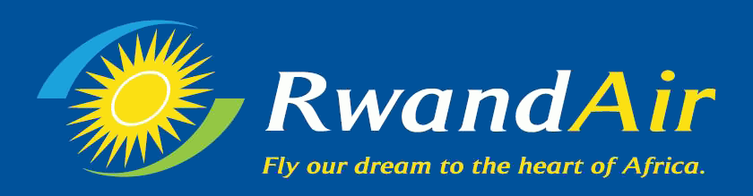 Logo of RwandAir