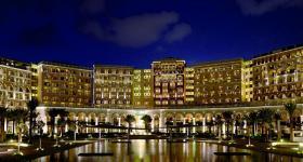 فندق ريتز كارلتون أبو ظبي، القناة الكبرى