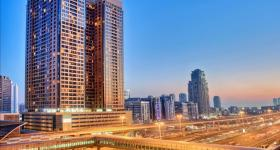 ميركيور للشقق الفندقية دبي برشا هايتس
