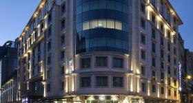 فندق راديسون بلو، إسطنبول سيسلي