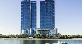 فندق نوفوتيل أبو ظبي غايت