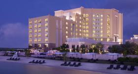 فندق تريدس قرية البري أبو ظبي