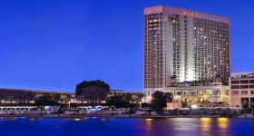 فندق كونراد القاهرة وكازينو