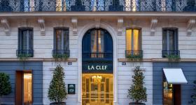 La Clef Tour Eiffel