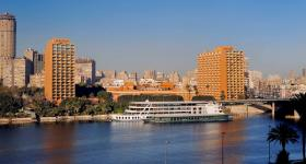 فندق ماريوت القاهرة وكازينو عمر الخيام
