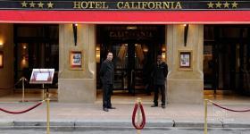 فندق كاليفورنيا شانزليزيه