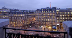 فندق ماريوت باريس شانزليزيه