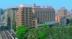 فندق بيراميزا سويتس القاهرة
